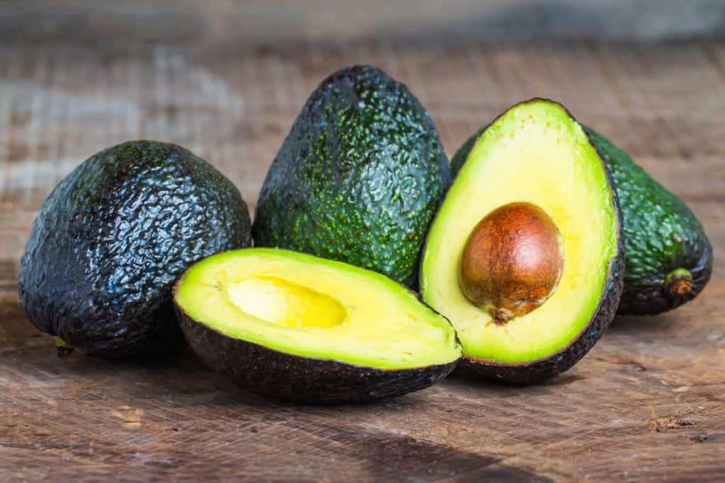 Avocado Histamin