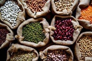 Hülsenfrüchte Bohnen Linsen Histamin